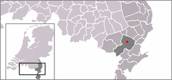 Location of Roggel
