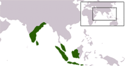 Location of Čola
