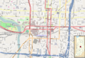 Location map Indianapolis central.png