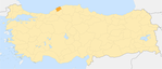 Locator map-Bartın Province.png
