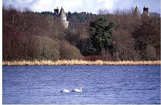 Loch of Skene - Loch of Skene in 1999