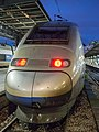 Locomotive of TGV Duplex at Gare de l'Est, Paris 20131222 1.jpg