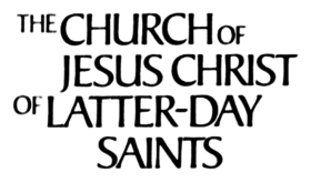 Image result for The Church of Jesus Christ of Latter-day Saints logo