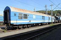Lokomotivní depo Praha-Vršovice, nářaďový vůz.jpg