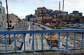London, North-Woolwich, Crossrail construction site 08.jpg