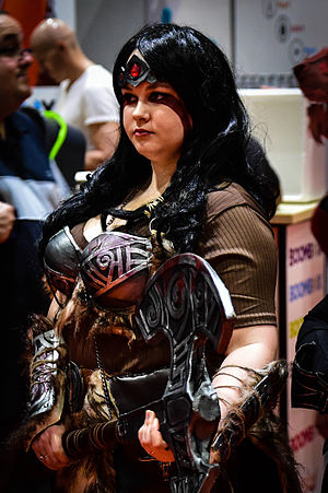 London Comic Con 2015 - Skyrim (18029483946).jpg