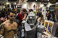 London Comic Con Oct 14 - Johnny Cage & Alphonse Elric (15440375519).jpg