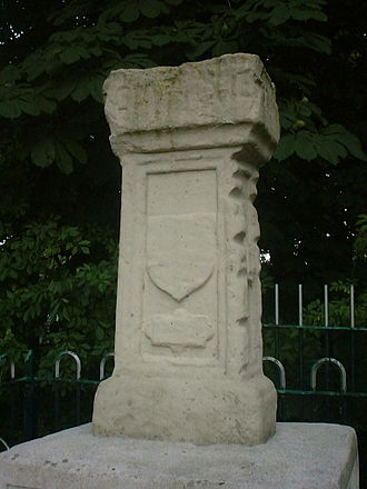 London Stone (riparian) - London Stone, Staines-upon-Thames