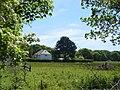 Looking across the field to Five Oaks - geograph.org.uk - 180304.jpg