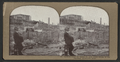Looking north up Mason St. from Eddy ; Ruins of the Fairmont $4,000,000 Hotel, from Robert N. Dennis collection of stereoscopic views 3.png