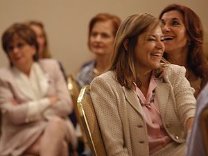 "Loretta Sanchez - Loretta Sánchez at her annual ""Women of Distinction"" Event"