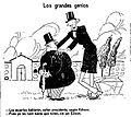 Los grandes genios, de Tovar, La Voz, 7 de octubre de 1920.jpg