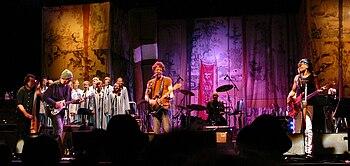 Lou Reed Stockholm 2008
