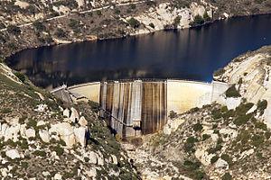Loveland Dam - Loveland Dam, 2011