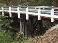 Lower wooden bridge, Springbrook Road, Springbrook, Queensland.jpg