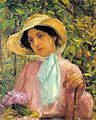Lucílio de Albuquerque - Retrato de Georgina de Albuquerque, 1907.jpg
