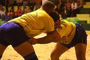 Canarian wrestling - Lucha Canaria (Canarian wrestling)
