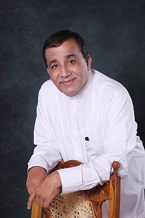 Lucky Jayawardena - Hon.Lucky Jayawardane MP