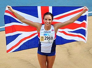 Lucy Evans at the World Masters Athletics Championships in Malaga.jpg