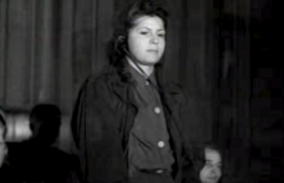 Luise Danz Nazi concentration camp guard