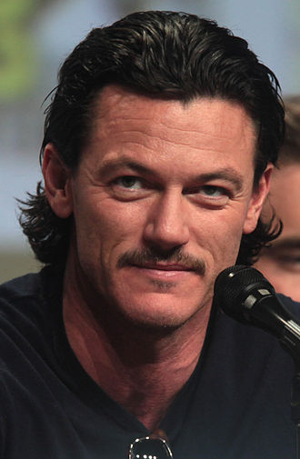 Bard the Bowman - Luke Evans portrays Bard in The Hobbit film series.