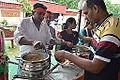 Lunch Distribution - Rawatpura Sarkar Ashram - Chitrakoot - Satna 2014-07-05 6428.JPG