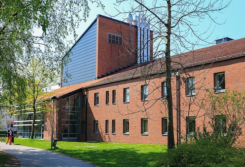 آزمایشگاه علوم نانو دانشگاه لوند سوئد