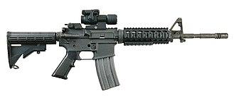 Yamam - M4A1 carbine
