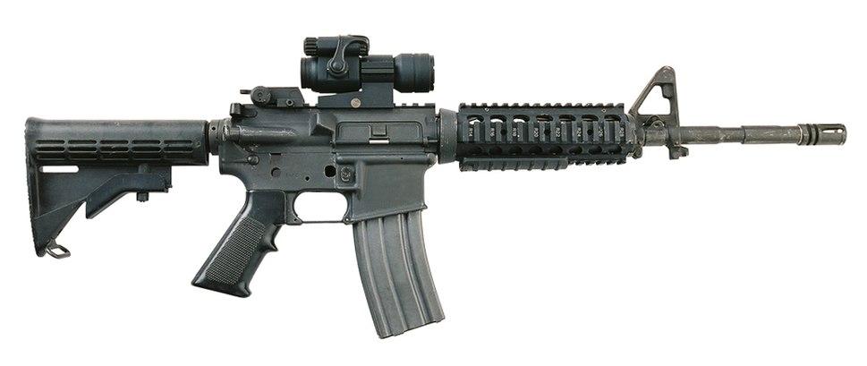 M4A1-flattop