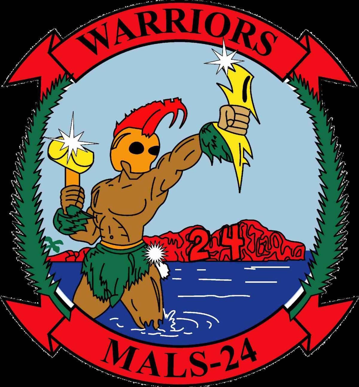 Marine Aviation Logistics Squadron 24 - Wikipedia