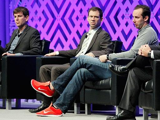 MCE 2016 - Josh Switkes, Sean Waters and Anthony Levandowski