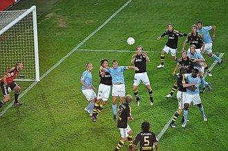 2009 Allsvenskan - Malmö FF vs AIK in July 2009
