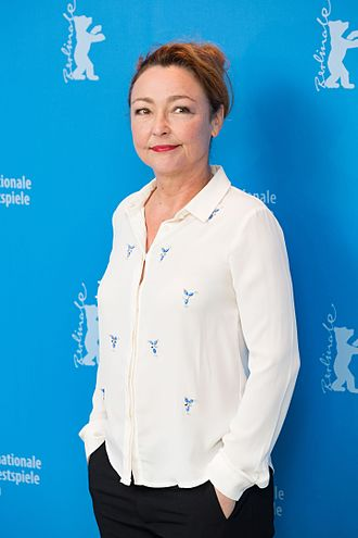 Catherine Frot - Frot attends the 'Cesar 2016 Nominee luncheon