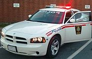 MP Patrol Cruiser (Dodge Charger)