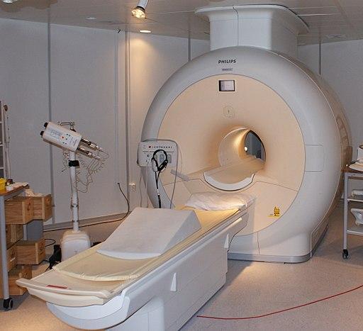 Risonanza magnetica MRI-Philips