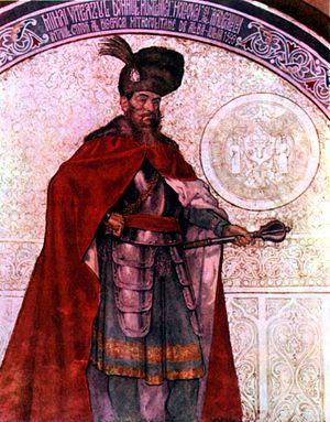 Moldavian Magnate Wars - Mihai Viteazul, Voivode of Wallachia, Transylvania and Moldavia.