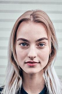 Maartje Verhoef Dutch fashion model