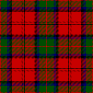 154 (Scottish) Regiment RLC - Image: Mac Duff tartan (Vestiarium Scoticum)