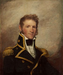 Thomas Macdonough American naval officer (1783-1825)
