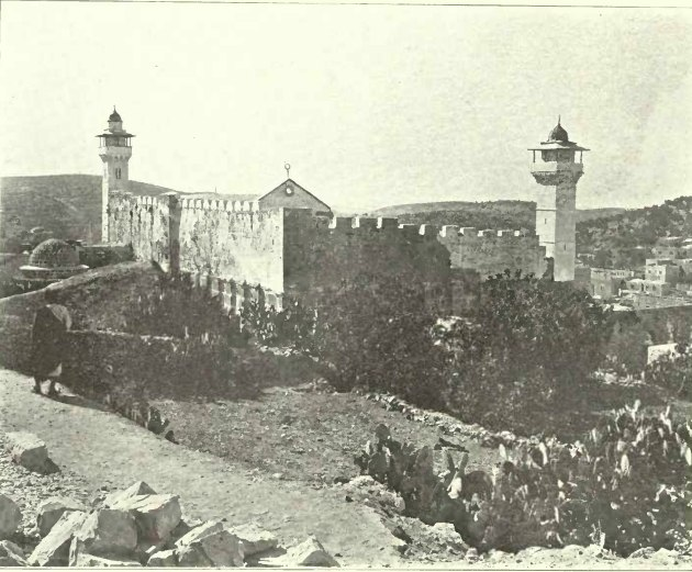 Machpella hebron 1906