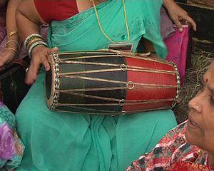 Madal - Image: Madal nepal krish