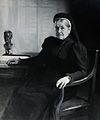 Madame Pasteur. Photograph after A. Edelfeldt, 1899. Wellcome V0026987.jpg