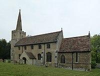 Madingley - Church of St Mary Magdalene (geograph 4221465).jpg