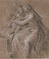 Madonna and Child (recto); Head and Bust of Saint John the Evangelist (verso) MET 10.45.2a.jpg