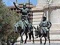 Madrid - Monum Cervantes 04 (crop).jpg