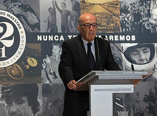 Madrid rinde homenaje al campeón de motociclismo Ángel Nieto (08) - Carmelo Ezpeleta