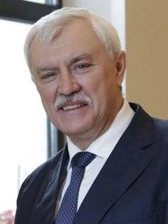 Georgy Poltavchenko Russian politician