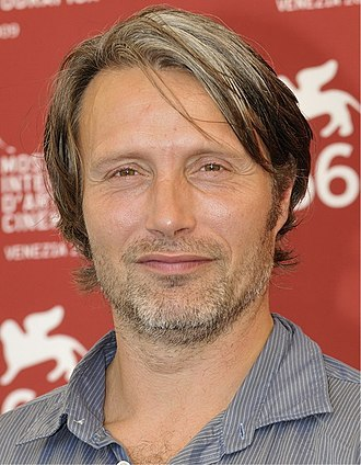 Mads Mikkelsen - Mikkelsen at the 2009 Venice Film Festival