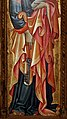 Maestro di santa barbara a matera, madonna del latte e santi, 1410 ca. 03.jpg