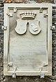 Magdalensberg St. Thomas Friedhof Grabstein Angiolina Freiin von Sterneck 04102019 7228.jpg